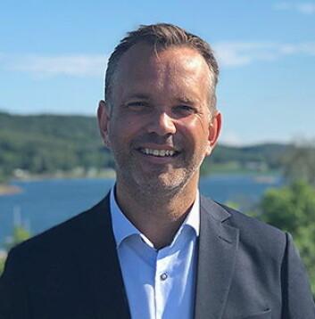 Konsernsjef for Oslofjord Convention Center, Stian Fuglset. (Foto: Oslofjord Convention Center)