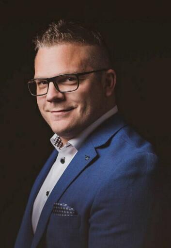 Svein Martin Berg Krogstad. (Foto: Privat)