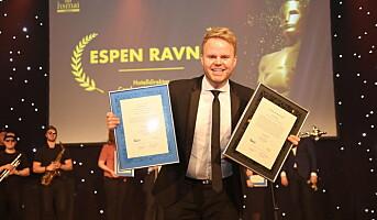 Espen Ravnå er årets hotelldirektør i Choice