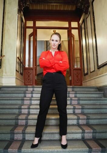 Erica Salonius er ny markedssjef hos VisBook. (Foto: VisBook)