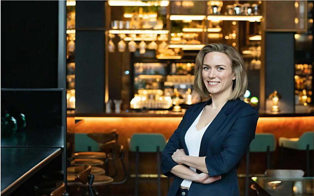 Maiken Fransisca Olsen. (Foto: Clarion Hotel The Hub)