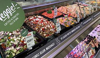 Mer lokalmat og vegetar, mindre plast og matsvinn