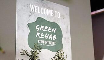 Comfort Hotels Green Rehab gir resultater