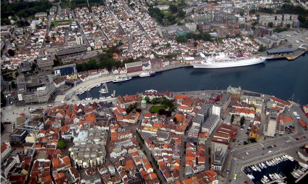 Stavanger. (Foto: Morten Holt)