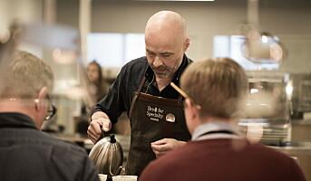 NM i kaffe arrangeres på Smak 2020