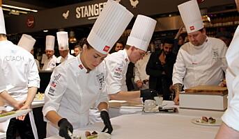 NM i kokkekunst og servitørfag 2020 i Trondheim