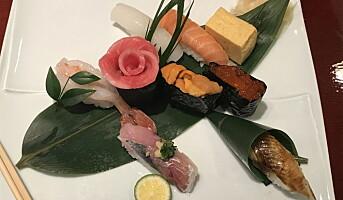 Nordic Sushi Cup arrangeres på Smak 2020
