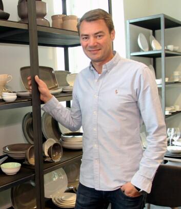 Gründer Ole Henrik Eftedal. (Foto: Morten Holt)