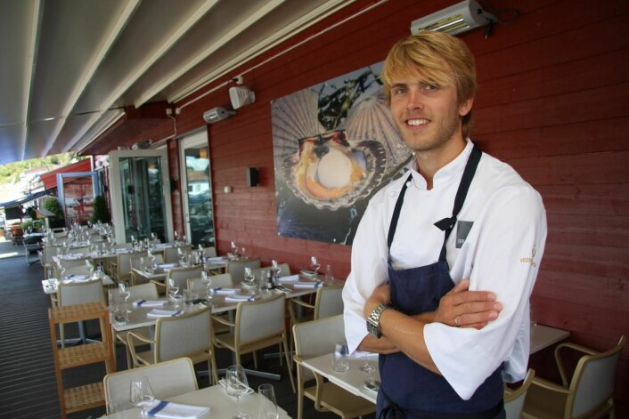 Geir Skeie vant gull i både Bocuse d'Or Europe i 2008 og i Bocuse d'Or 2009. (Foto: Morten Holt, arkiv)