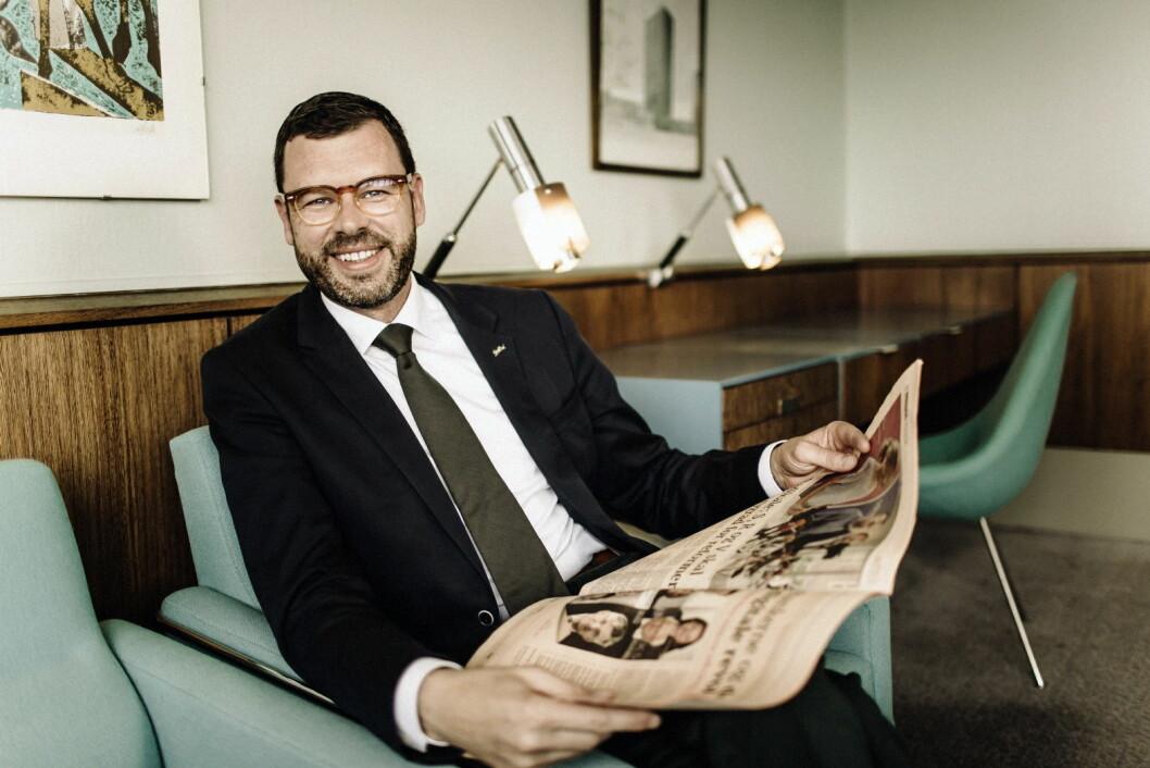 Tom Flanagan Karttunen. (Foto: Radisson Hotel Group)