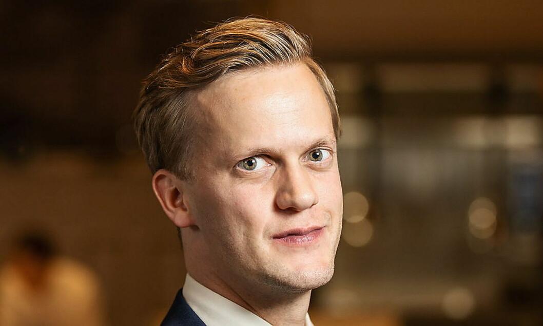 Henrik Dahl Jahnsen. (Foto: Britannia Hotel)