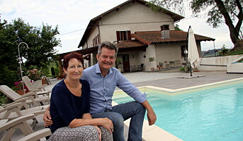 Overlater vertskapsrollen på Villa Bella Piemonte