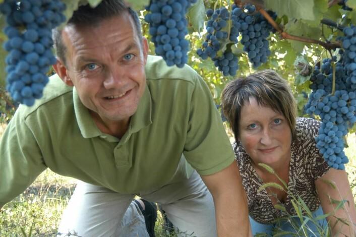 Etter 14 år i Piemonte, vender Gunvor Lie og Joar Monstad tilbake til Norge. (Arkivfoto)