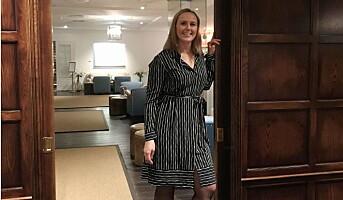 Hotellsjefen ble hotelldirektør på Støtvig Hotel