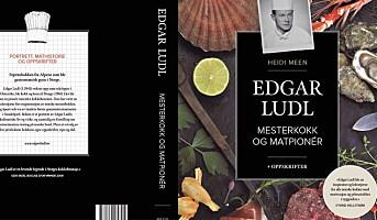260 sider med kokkelegenden Edgar Ludl