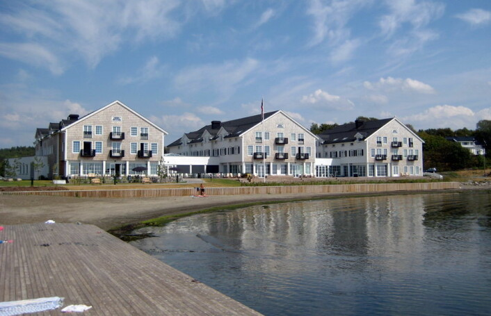 Støtvig Hotel. (Foto: Morten Holt)
