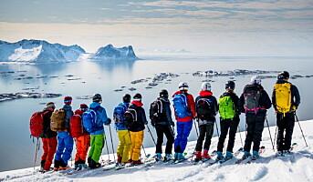 Kobler nordnorske opplevelser med friluftsutstyr