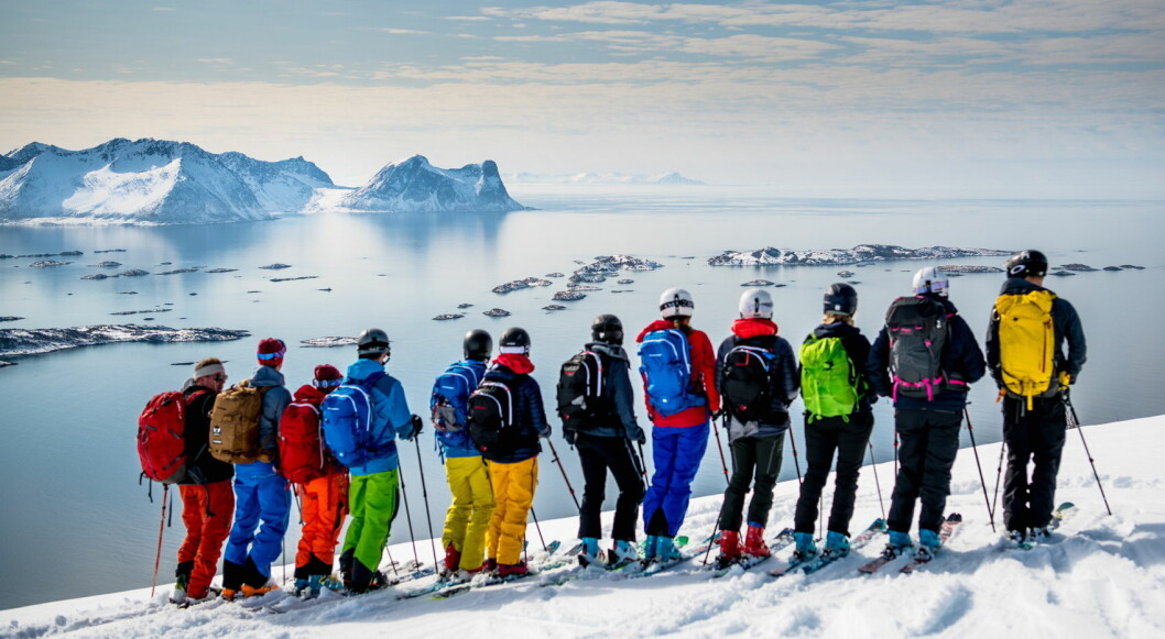 Illustrasjonsfoto: Sverre Hjørnevik/Arctic Haute Route