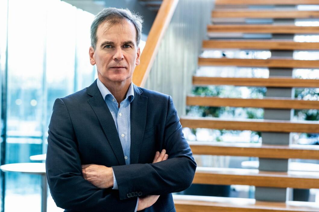 NHO Reiselivs direktør for arbeidslivspolitikk, Magne Kristensen. (Foto; NHO Reiseliv)