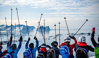 Fjerde sesong med Arctic Haute Route