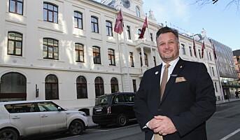 Britannia Hotel i verdensklasse