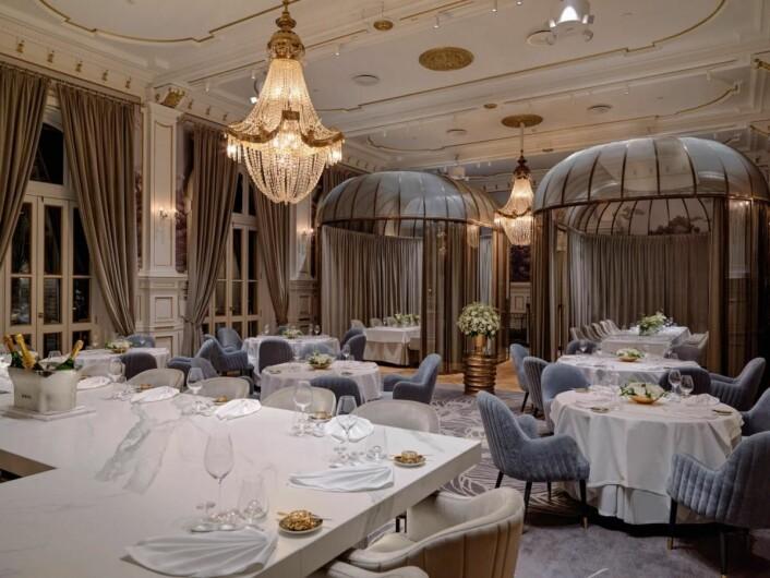 Speilsalen. (Foto: Britannia Hotel)