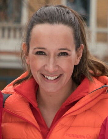 Daglig leder i NAC,Nina Kristine Madsen-Geelmuyden. (Foto: NAC)