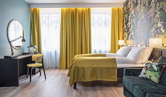 Thon Hotel Bristol Bergen er nyoppusset
