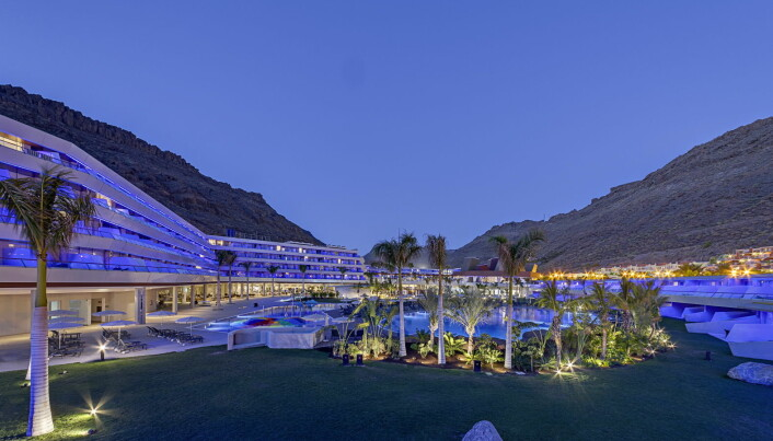 Radisson Blu Resort & Spa Gran Canaria Mogan. (Foto: Radisson Hotel Group)