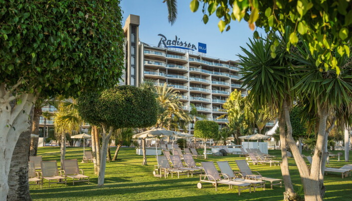 Radisson Blu Resort Gran Canaria.