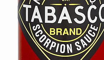 Tabasco lanserer sin sterkeste saus noensinne