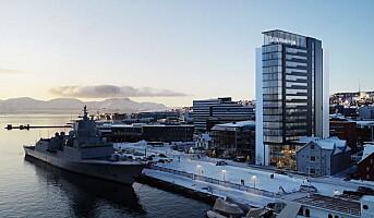 Quality Hotel til Tromsø
