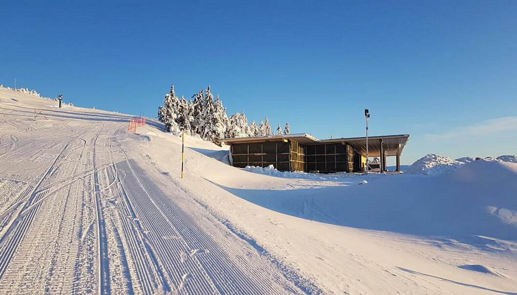 Her kommer den nye restauranten i Hafjell, drevet av Nermo Hotell. (Foto: Nermo Hotell/Alpinco)