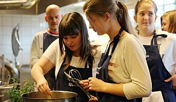 Ny læreplan for Vg1 restaurant- og matfag