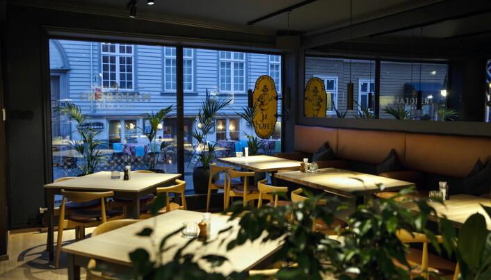 Majorens Kro og Stue – i ny, minimalistisk drakt. (Foto: Majorens Kro og Stue)2