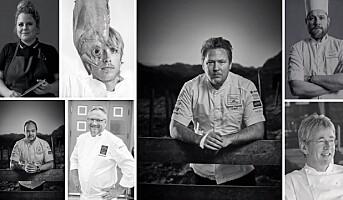 Verdensledende norske kokker på Smak 2020