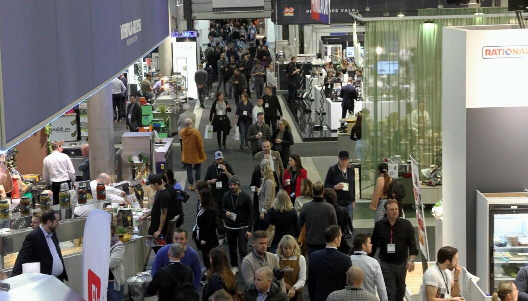 Om lag 25 000 mennesker besøkte Smak 2020. (Foto: Morten Holt)