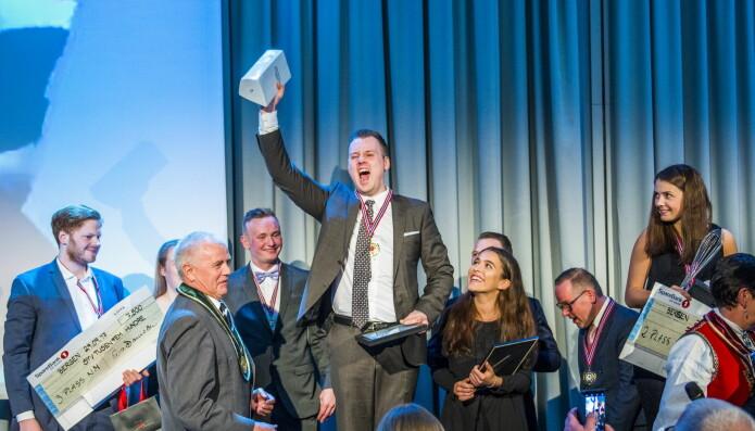 Tidligere NM-vinner Kjell Patrick Ørmen Johnsen representerer Norge i Global Chef i juli 2020. (Foto: NKL)