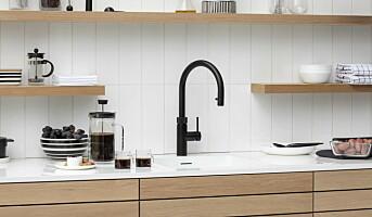 «Den kokende vannkran» i ny farge