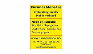 Furunes Møbel as