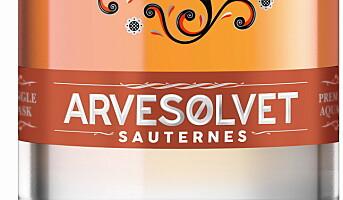 Lanserer Arvesølvet Sauternes