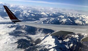 Koronaviruset preger flytrafikken i Norge