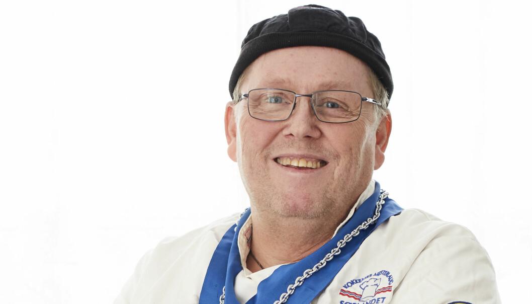 Tom Atle Steffensen. (Foto: Ivar Kvistum)