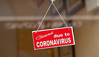 Koronaviruset: Siste nytt for arbeidsgivere i horecabransjen