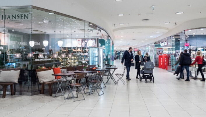 Olav Thon Gruppen eier og forvalter totalt 79 kjøpesentre i Norge og 11 i Sverige. (Foto: Sandvika Storsenter)