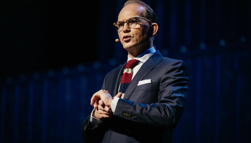 Administrerende direktør i Nordic Choice Hotels, Torgeir Silseh. (Foto: Nordic Choice Hotels)