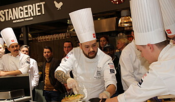 Bocuse d'Or Europe 2020 i Tallinn er utsatt