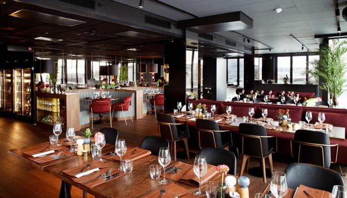 Uten gjester å servere, er det stor kapasitet på kjøkken- og servicepersonell. (Foto: Nordic Choice Hotels)