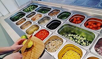 Innovative løsninger i serveringsbransjen