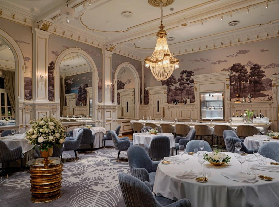 Speilsalen på Britannia Hotel. (Foto: Dreyer & Hensley/Britannia Hotel)